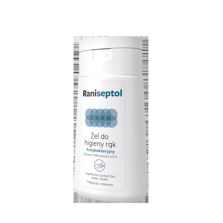 Raniseptol żel packshot